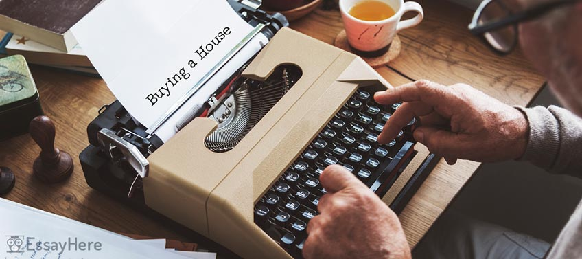 Person Writes Book